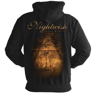 sweat-shirt avec capuche pour hommes Nightwish - Human :II: Nature - NUCLEAR BLAST, NUCLEAR BLAST, Nightwish
