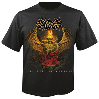 tee-shirt métal pour hommes Vader - Solitude in madness - NUCLEAR BLAST, NUCLEAR BLAST, Vader