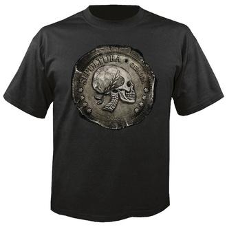 tee-shirt métal pour hommes Sepultura - Quadra - NUCLEAR BLAST, NUCLEAR BLAST, Sepultura