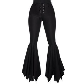 Pantalon pour femmes KILLSTAR - Keenw Mystic - Noir, KILLSTAR