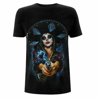t-shirt pour homme Offspring - Bad Times - Noir, NNM, Offspring