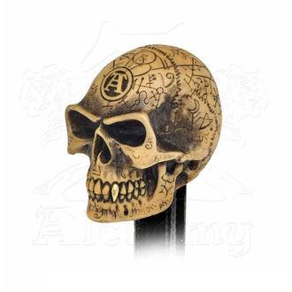 Crâne décoratif pour levier de vitesse ALCHEMY GOTHIC - Omega Skull, ALCHEMY GOTHIC
