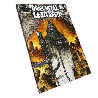 Livre Doom Metal Lexicanum, CULT NEVER DIE