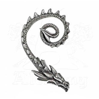 Boucle d'oreille ALCHEMY GOTHIC - Ostrogoth Dragon, ALCHEMY GOTHIC