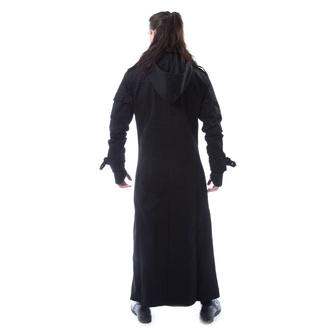 Manteau pour hommes POIZEN INDUSTRIES - OTIS - NOIR, POIZEN INDUSTRIES