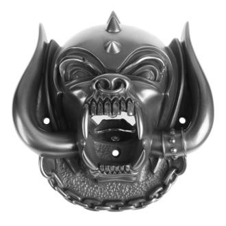 Ouvre-bouteille (mur) Motörhead - Snaggletooth (Finition Gun Metal) - BEER BUDDIES, BEER BUDDIES, Motörhead