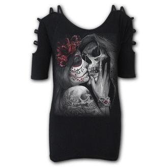 t-shirt pour femmes - DEAD KISS - SPIRAL, SPIRAL