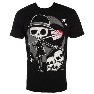 t-shirt hardcore pour hommes - The Gravedigger - Akumu Ink, Akumu Ink