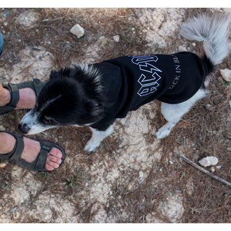 Vêtement pour chien  AC DC, CERDÁ, AC-DC
