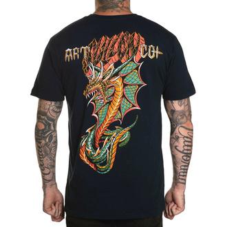 T-shirt pour hommes SULLEN - COBRE DRAGON - OBSIDIENNE, SULLEN