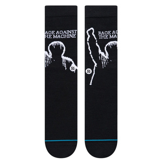 Chaussettes Rage against the machine - BATTLE OF LA BLACK - STANCE, STANCE, Rage against the machine