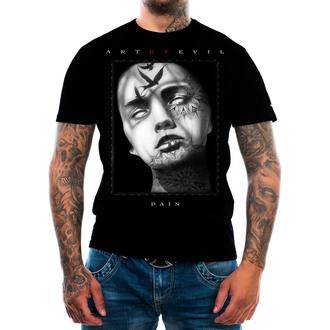 t-shirt pour hommes - Pain - ART BY EVIL, ART BY EVIL