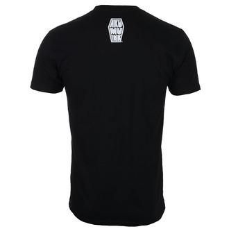 t-shirt hardcore pour hommes - Death Card - Akumu Ink, Akumu Ink