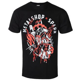T-shirt pour hommes Metalshop x Spark, METALSHOP