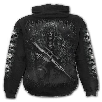 sweat-shirt avec capuche pour hommes - TACTICAL REAPER - SPIRAL, SPIRAL