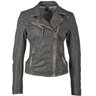 Veste (biker) pour femmes PGG W20 LABAGV - DARK GREY - M0012814
