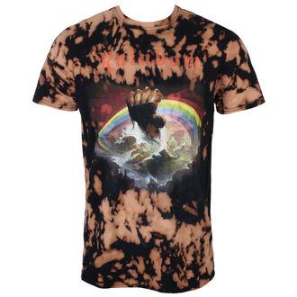 tee-shirt métal pour hommes Rainbow - RISING - PLASTIC HEAD, PLASTIC HEAD, Rainbow