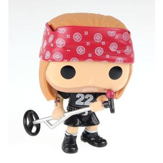 figurine Guns N' Roses - Axl Rose - ENDOMMAGÉ, Guns N' Roses