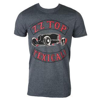 tee-shirt métal pour hommes ZZ-Top - TEXICALI - PLASTIC HEAD, PLASTIC HEAD, ZZ-Top