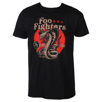 tee-shirt métal pour hommes Foo Fighters - SNAKE - PLASTIC HEAD, PLASTIC HEAD, Foo Fighters