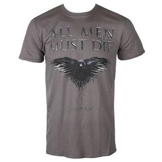 t-shirt de film pour hommes Hra o trůny - ALL MEN MUST DIE - PLASTIC HEAD, PLASTIC HEAD