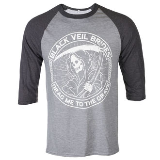 tričko pánské s 3/4 rukávem BLACK VEIL BRIDES - REAPER - PLASTIC HEAD, PLASTIC HEAD, Black Veil Brides