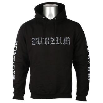 sweat-shirt avec capuche pour hommes Burzum - FILOSOFEM LOGO 2018 - PLASTIC HEAD, PLASTIC HEAD, Burzum