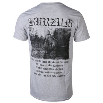 tee-shirt métal pour hommes Burzum - FILOSOFEM 3 2018 - PLASTIC HEAD, PLASTIC HEAD, Burzum