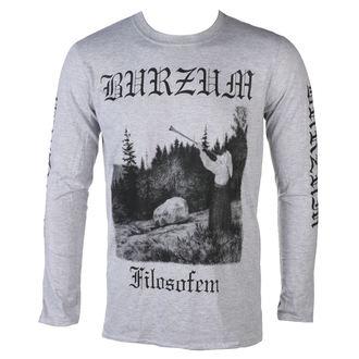 tee-shirt métal pour hommes Burzum - FILOSOFEM 3 - PLASTIC HEAD, PLASTIC HEAD, Burzum