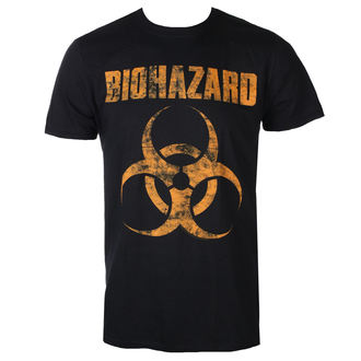 tee-shirt métal pour hommes Biohazard - LOGO - PLASTIC HEAD, PLASTIC HEAD, Biohazard