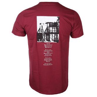 tee-shirt métal pour hommes Burzum - ASKE (MAROON) - PLASTIC HEAD, PLASTIC HEAD, Burzum