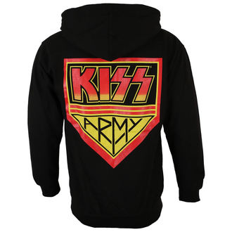 sweat-shirt avec capuche pour hommes Kiss - ARMY - PLASTIC HEAD, PLASTIC HEAD, Kiss