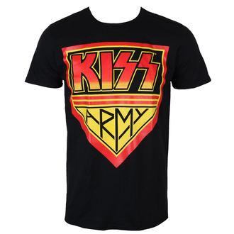 tee-shirt métal pour hommes Kiss - KISS ARMY - PLASTIC HEAD, PLASTIC HEAD, Kiss