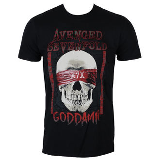 sweat-shirt sans capuche pour hommes Avenged Sevenfold - Classic Deathbat - ROCK OFF
