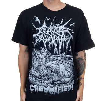 tee-shirt métal pour hommes Cattle Decapitation - Chummified - INDIEMERCH, INDIEMERCH, Cattle Decapitation