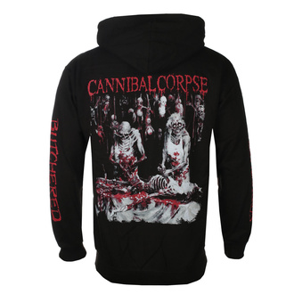 sweat-shirt avec capuche pour hommes Cannibal Corpse - BUTCHERED AT BIRTH - PLASTIC HEAD, PLASTIC HEAD, Cannibal Corpse