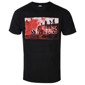 tee-shirt métal pour hommes Killing Joke - FIRST ALBUM - PLASTIC HEAD, PLASTIC HEAD, Killing Joke