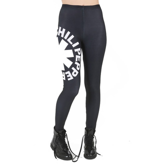 Pantalon (leggings) pour femmes Red Hot Chili Pepers - Asterisk Logo - Noir - PAMELA MANN, PAMELA MANN, Red Hot Chili Peppers
