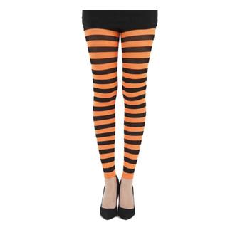 Collants (leggings) PAMELA MANN - Twickers Footless Flo - Orange, PAMELA MANN