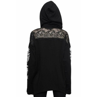 sweatshirt pour femmes KILLSTAR - Poison Lace, KILLSTAR
