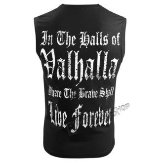 Débardeur hommes VICTORY OR VALHALLA - BURNING DOGMAS, VICTORY OR VALHALLA