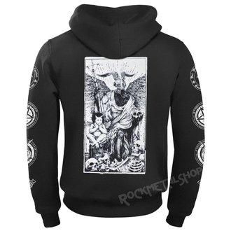 sweat-shirt avec capuche pour hommes - DEVIL - AMENOMEN