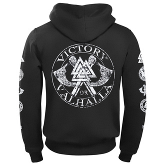 sweat-shirt avec capuche pour hommes - MY GODS... - VICTORY OR VALHALLA, VICTORY OR VALHALLA