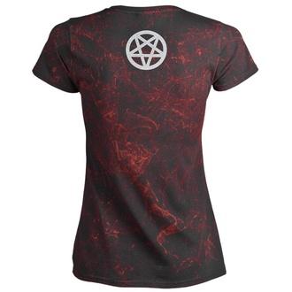 t-shirt hardcore pour femmes - BAPHOMET - AMENOMEN, AMENOMEN