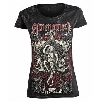 T-shirt pour femmes AMENOMEN - DEVIL IN ME, AMENOMEN