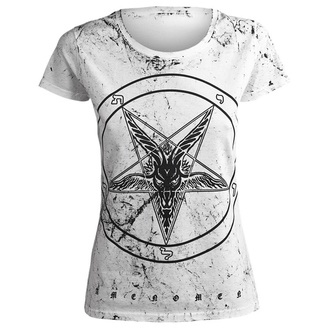 t-shirt hardcore pour femmes - GOAT - AMENOMEN, AMENOMEN