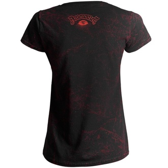 t-shirt hardcore pour femmes - NUN 2 - AMENOMEN, AMENOMEN