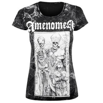 T-shirt pour femmes AMENOMEN - POPE AND DEATH, AMENOMEN