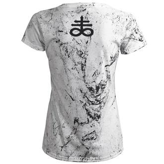 t-shirt hardcore pour femmes - REST IN HELL - AMENOMEN, AMENOMEN