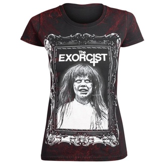 t-shirt hardcore pour femmes - THE EXORCIST - AMENOMEN, AMENOMEN